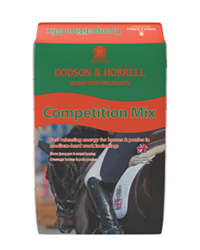 Dodson & Horrell - Competition Mix