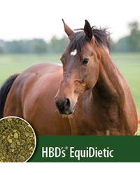 HBD`s® EquiDietic