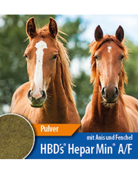 HBD's® HEPARMIN® A / F