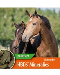 HBD's® MINERALIES melassefrei